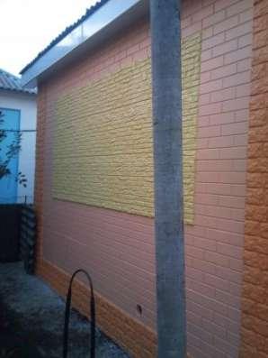 Фасадные декоративные панели с утеплителем полистирол в Краснодаре Фото 6