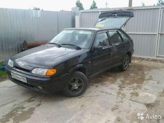Продаю автомобиль ВАЗ 2114