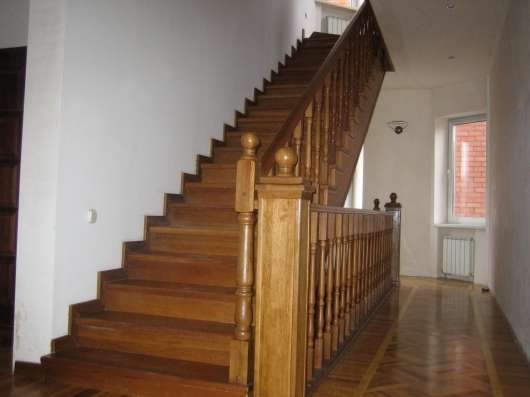 Лестницы и Двери из массива