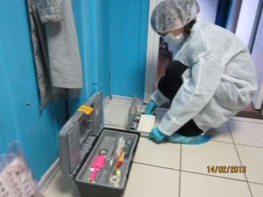 Санобработка от насекомых, грызунов, дезинфекция в Тольятти Фото 1