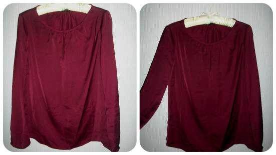 Блузка новая М красивый цвет
