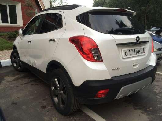 Продажа авто, Opel, Mokka, Автомат с пробегом 76000 км, в Москве Фото 4
