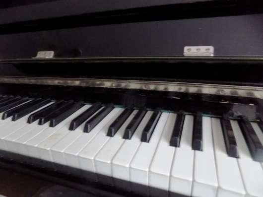 Пианино Чайка в Бийске Фото 1