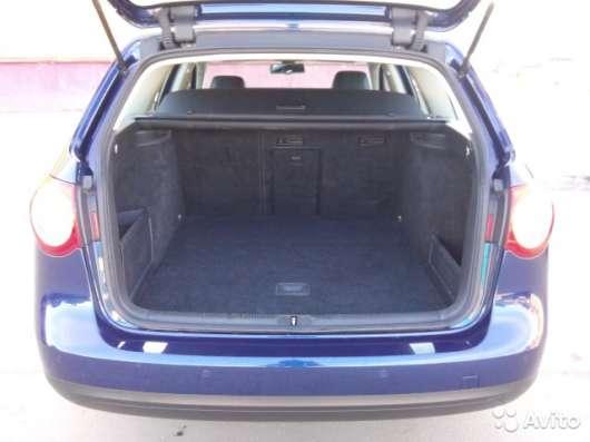 Автомобиль Volkswagen Passat Ecofuel