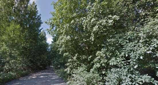 Замечательный земельный участок в массиве Белоострова.