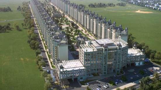 Трехкомнатная квартира бизнес-класса 114 кв. м. в Краснодаре Фото 2