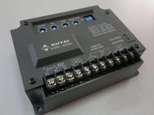 Электронный регулятор частоты вращения двигателя EG2000