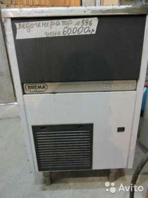 торговое оборудование Льдогенератор гранулирова