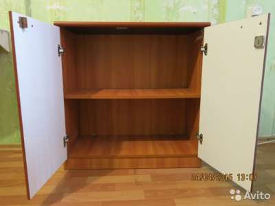 шкаф и тумба для офиса лдсп в Хабаровске Фото 1
