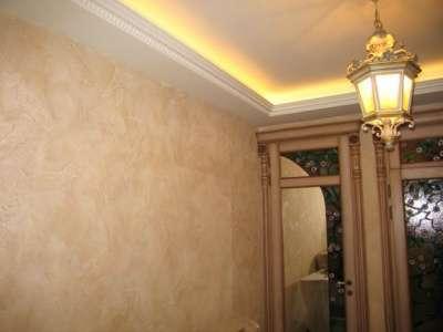 Декоративная штукатурка стен в Сочи Фото 3