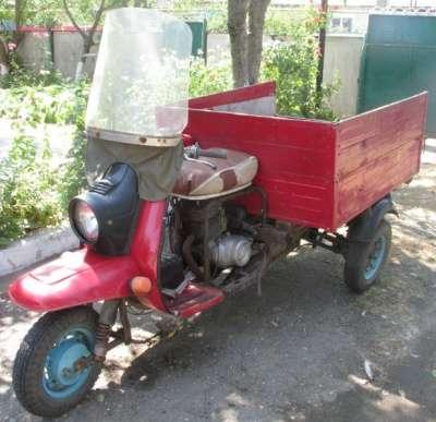 мотоцикл Мотороллер Муравей
