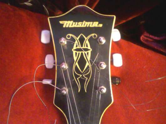 Продам гитару Музіма 25 в г. Днепропетровск Фото 2