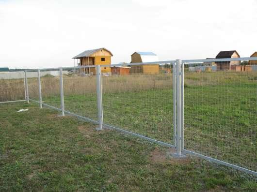 Секции заборные в Курске Фото 1