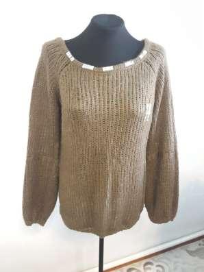 Женский свитер мохер