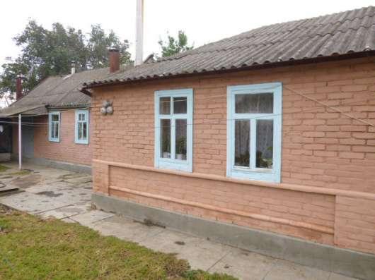 В ст. Казанской по ул. Русина дом 46 кв.м. на участке 18 сот