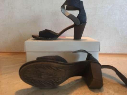 Размер 37. Качественные туфли немецкой фирмы Rieker в Уфе Фото 2