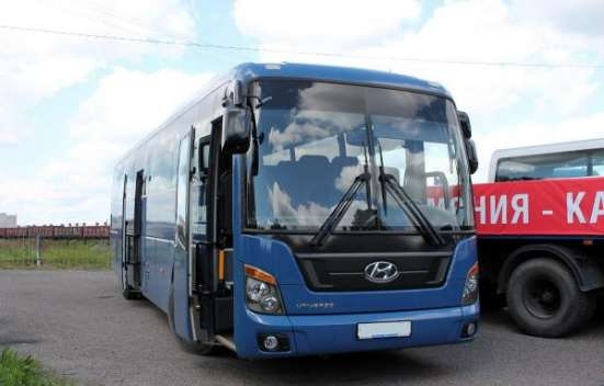Hyundai universe 2011г в Екатеринбурге Фото 5