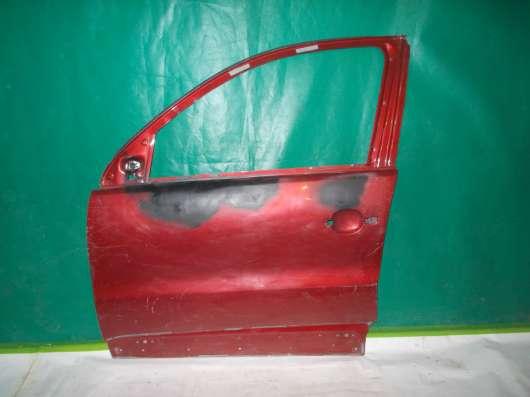 Передняя левая дверь на Volkswagen Tiguan