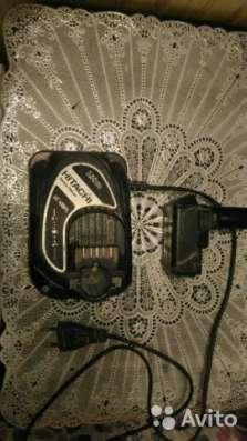 Зарядное устройство и аккумулятор для Hitachi DS10 в Курске Фото 5
