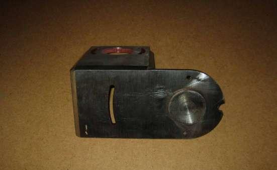 Фрезерный уголок для фрезеровки на токарном станке ТВ-16