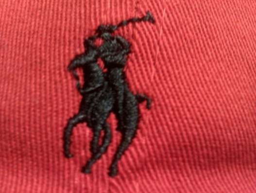 Бейсболкa polo by Ralph Lauren red в Москве Фото 1