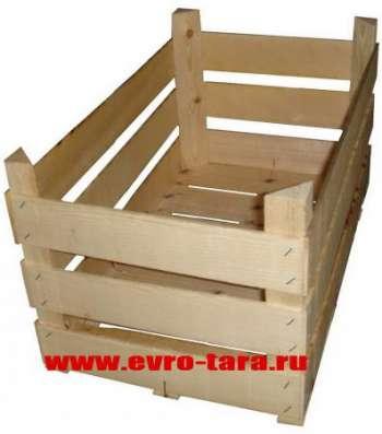 Ящик деревянный из шпона в г. Крымск Фото 5