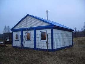 Строительные, дачные бытовки, торговые ларьки,модульные дома в г. Сальск Фото 1