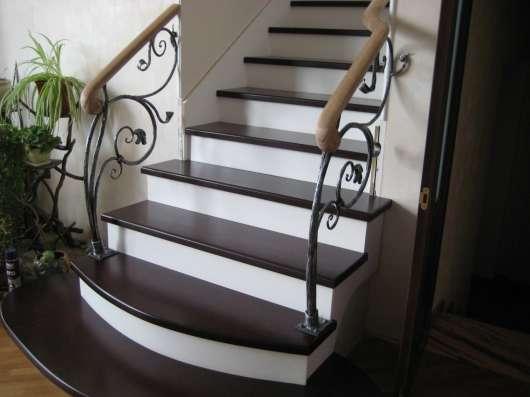 Делаю лестницы в Краснодаре Фото 1