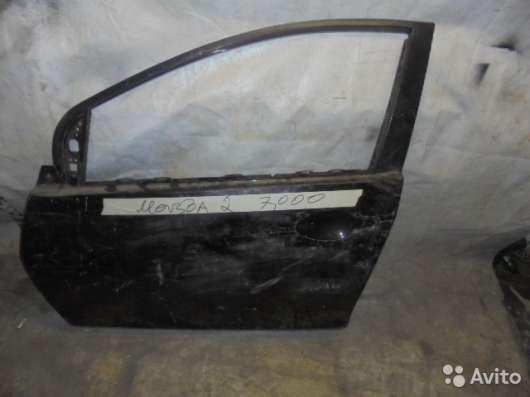 Дверь передняя левая на Mazda 2