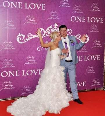 Красивое оформление свадеб в Москве Фото 1