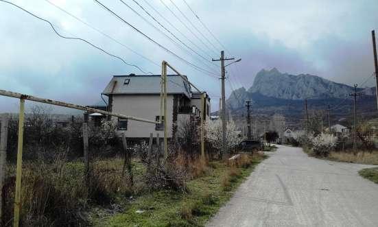 Продам землю под ИЖС Коктебель Республика Крым
