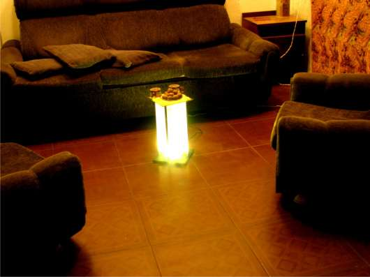 Стол - светильник