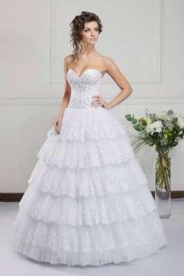 свадебное платье Kira Nova