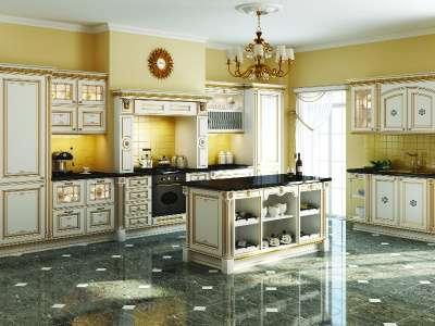 Кухни на заказ по оптовым ценам Спутник Стиль, Джаз в Климовске Фото 3