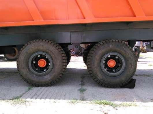 Полуприцеп тракторный самосвальный НТС-10, НТС-20 в г. Запорожье Фото 2
