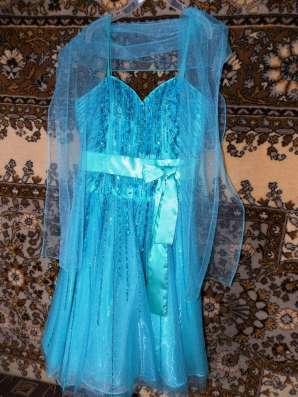 Платье выпускное, бальное