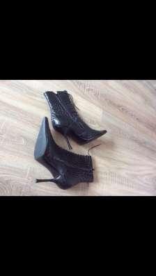 Новые Ботильоны Glanni Versace, оригинал, 39 р-р