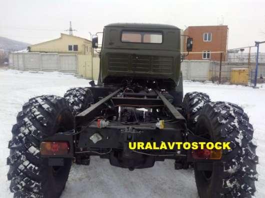 Шасси Урал 4320 с ДВС -238М2 в Перми Фото 1