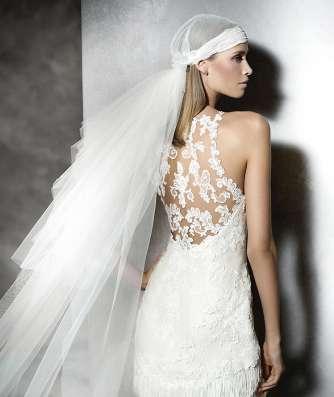Свадебное платье Pronovias 2016