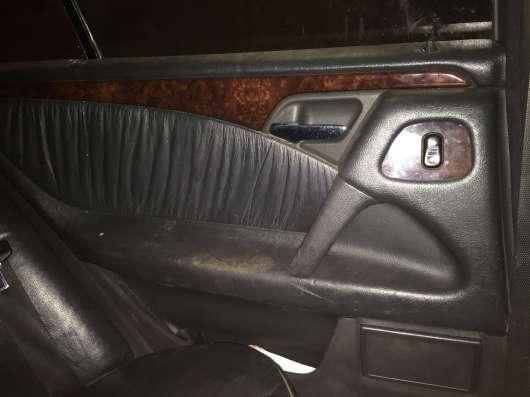 Салон Mercedes электро с памятью W210 Мерседес
