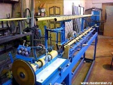 Станок автомат рабица, недорого и эффективно в Санкт-Петербурге