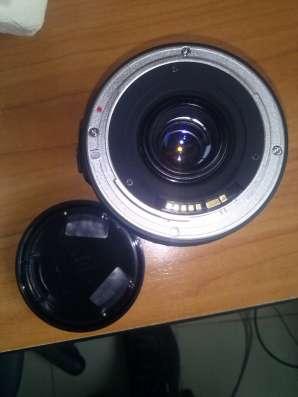 Продам объектив Canon Sigma AF 28-105mm F3.8-5.6 UC-III в Тольятти Фото 2