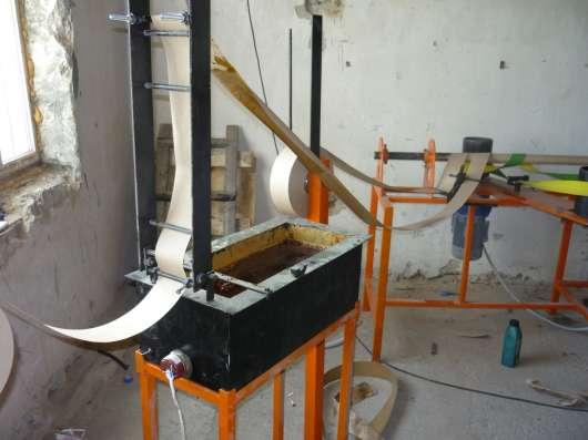 Втулочный станок для туалетной бумаги