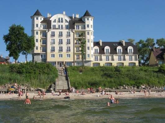 Сдам в аренду, или продам студию 40 кв. м. 10 м. от моря в Калининграде Фото 1