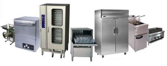 Технологическое и холодильное оборудование