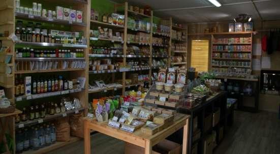 Доставка здоровой еды, веганские и вегетарианские продукты