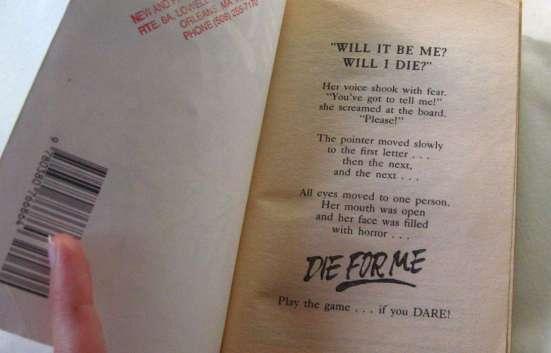 Книга на англ Die For Me. детектив