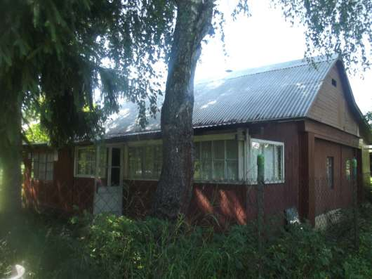 Дом на Каширском шоссе