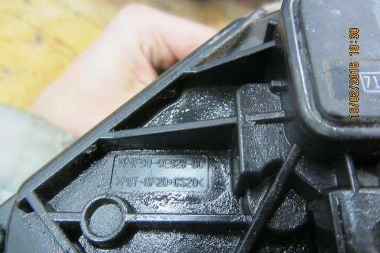 Дроссельная заслонка электрическая Форд Фокус 2 1.6