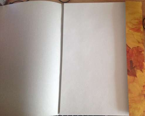 Акварельная бумага (100р)